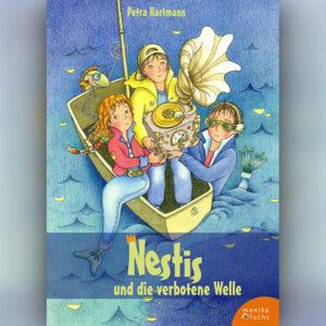 Nestis und die verbotene Welle. Ein Meermädchen-Roman (Band 3)