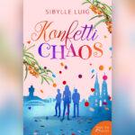 Lovelybooks-Leserunde Konfettichaos