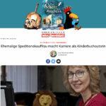 Julie Bender in der Zeitung und bei Antolin