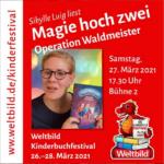 Weltbild-Kinderbuchfestival am 26./27. März 2021